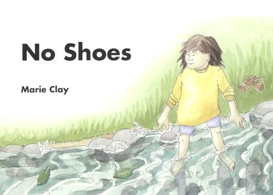 No Shoes By Clay, Marie